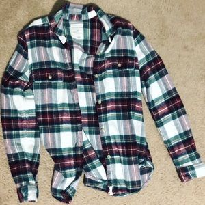 Amazingly soft classic fit flannel